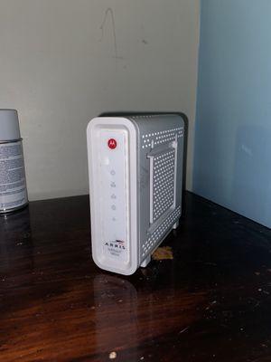 Arris modem certified for Xfinity for Sale in Boston, MA