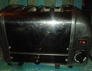 duelit 4 slice toaster for Sale in Katy, TX