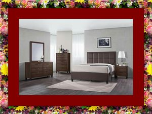 B085 11pc complete bedroom set free delivery for Sale in Crofton, MD