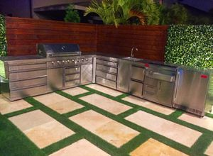 Outdoor modular kitchen grill /bbq for Sale in Dallas, TX