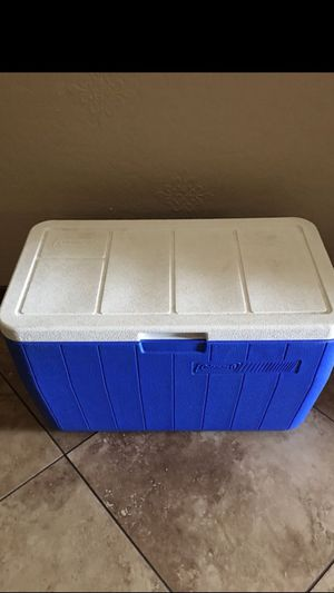 Cool Coleman cooler perfect condition for Sale in Mesa, AZ