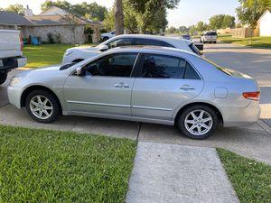 2003 Honda Accord V6 for Sale in Houston, TX