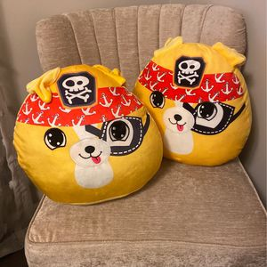 Brand NEW Pirate Puppy Mushmellow Pillows for Sale in Los Angeles, CA