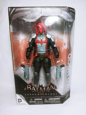 Redhood Action Figure Arkham Nights Gamestop Exclusive for Sale in Houston, TX