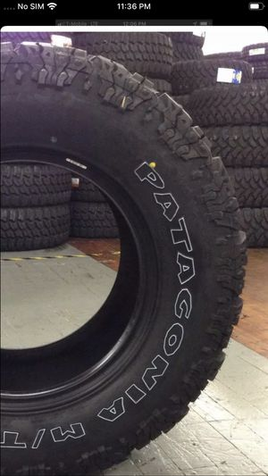 Patagonia MT TYRES @ wholesale prices—WE DELIVER ONLY for Sale in Anaheim, CA