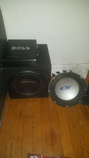 Music System for Sale in Boston, MA