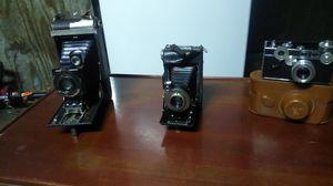 Vintage cameras 1902-1916 for Sale in West Puente Valley, CA