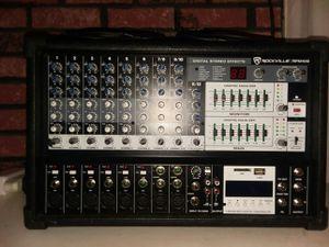 RockVille DJ/Band PA system for Sale in Cincinnati, OH