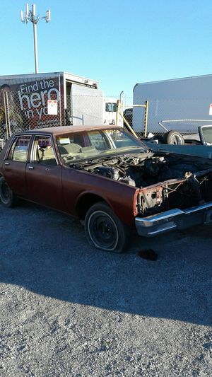 82' Chevy Caprice 4 door parts only for Sale in Las Vegas, NV