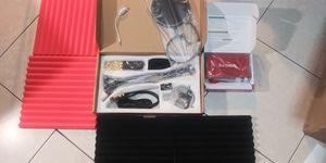Complete studio Equipment Bundle for Sale in Miami Gardens, FL