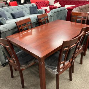 Dining Table With 6 Chairs - Delivery Available 🚚 for Sale in Dallas, TX