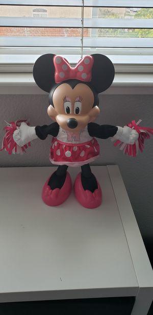 Fisher Price Disney Cheerin' Minnie for Sale in Modesto, CA