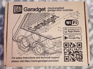 $60.00 GARADGET - Coud Enabled Garage Door Opener for Sale in Sacramento, CA