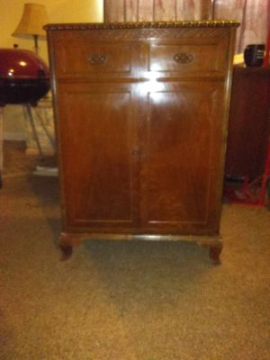 VintageCustom cabinet and good / fair condition for Sale in Saint Charles, MO