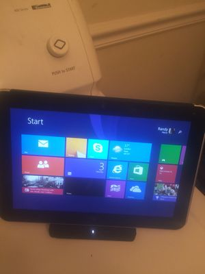 Microsoft hp tablet for Sale in Raleigh, NC