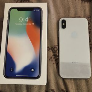 iPhone X Needs Battery for Sale in Bothell, WA