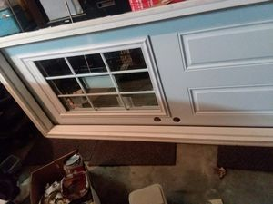 new door with frame for Sale in Andover, KS