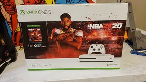 Unopen xbox one s with nba2k20 for Sale in Frederick, MD