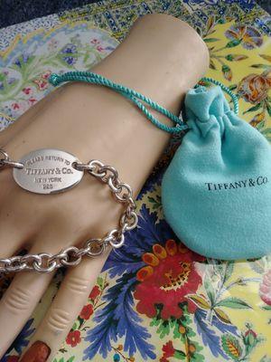 Geniune sterling silver Tiffany necklace for Sale in Scottsdale, AZ