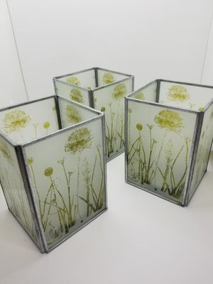 3 candle lanterns for Sale in Portland, OR