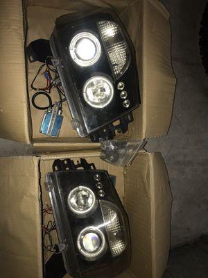 Armada headlights for Sale in Azusa, CA