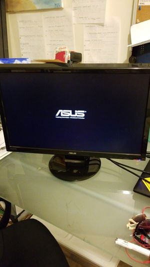 """ASUS computer monitor 23"""" for Sale in Los Angeles, CA"""