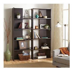 RealSpace Cove Springs Expandable Bookcase for Sale in Obetz, OH