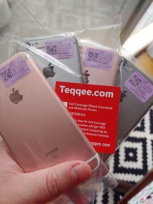 4 sim unlocked Apple iPhone 6S 64g for Sale in San Jose, CA