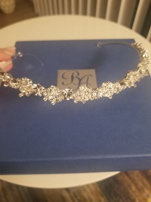 Bridal Crystal Tiara for Sale in Alexandria, VA