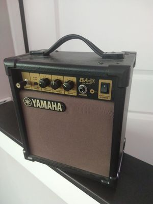 Yamaha BA-10 Bass practice amplifier for Sale in North Chesterfield, VA