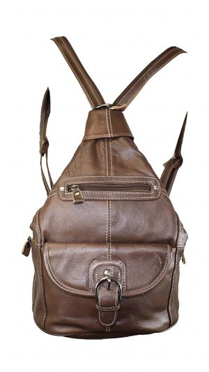 Vine Branch Women's Leather Sling Purse Bag Backpack for Sale in Kansas City, MO
