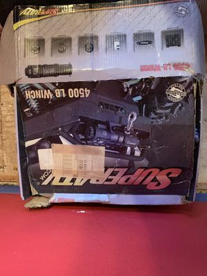 Off-road winch for Sale in Lake Elsinore, CA