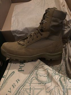Daner Tanicus Size 11D Coyote Brown Military Boot for Sale in Las Vegas,  NV