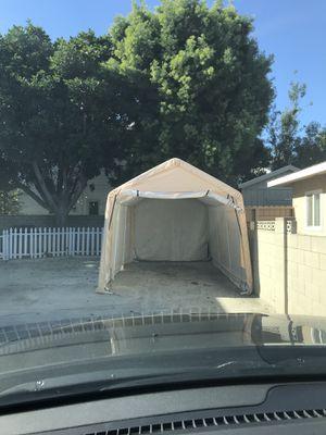 CoverPro 10 x 17 ft Garage Carport for Sale in Costa Mesa, CA