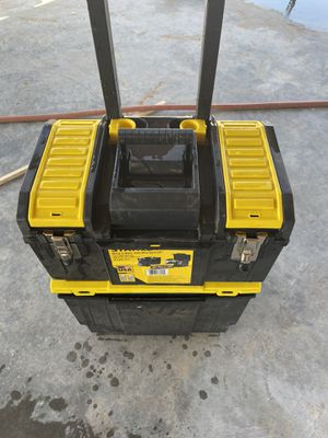 Stanley tool boxes for Sale in Midland, TX