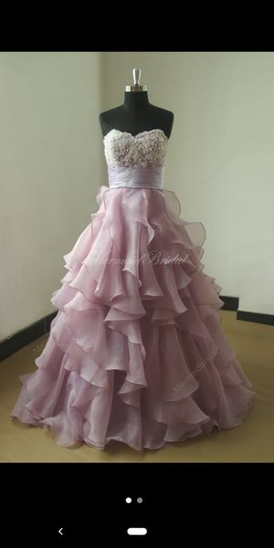 Lilac Wedding or Prom Formal Dress for Sale in Monroe, WA