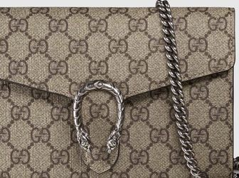 Dionysus Gucci Supreme chain Wallet 100% Authentic for Sale in Philadelphia,  PA