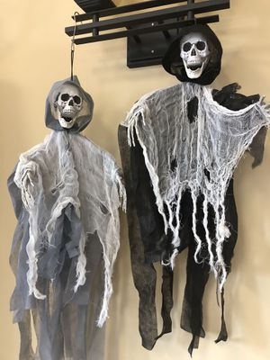 Hanging reaper skeletons $20 each for Sale in Sierra Madre, CA