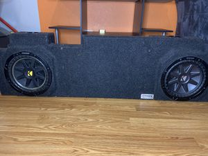 Avalanche Kicker Box for Sale in Swanton, OH