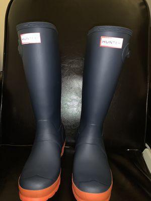 Hunter rain boots for Sale in Boston, MA