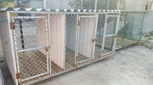 Double and triple dog kennels for Sale in Miami, FL