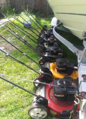 Mowers for sale $50 each for Sale in Palm Bay, FL