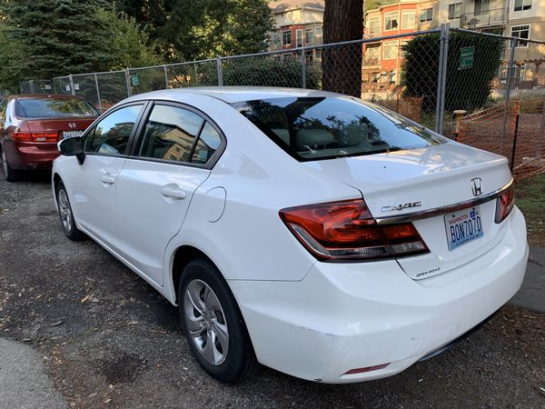Honda Civic For Sale For Sale In Redmond, WA