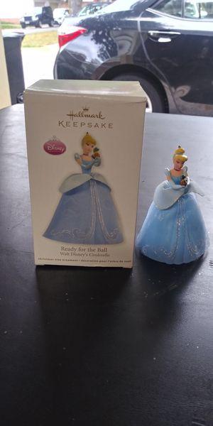 Hallmark Cinderella ornament 2012 Hallmark Keepsake 2012 for Sale in Gaithersburg, MD
