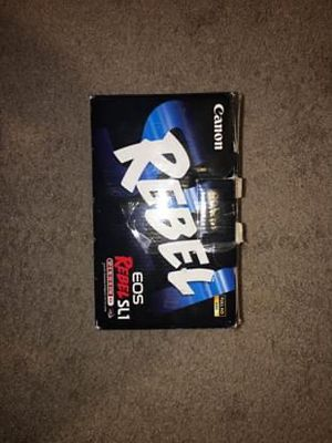 STEAL DEAL! Brand new Canon Eos Rebel SL1 for Sale in Anchorage, AK