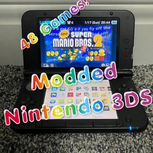 Nintendo 3DS XL + 48 Games!! for Sale in Springfield, MO