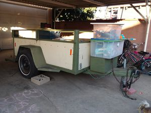 Utility Trailer for Sale in Bell Gardens, CA