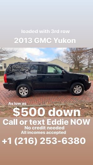 2013 GMC Yukon for Sale in Cleveland, OH