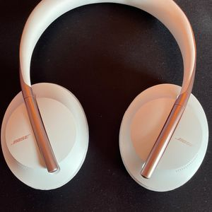 Bose Noise Cancelling Headphones 700 (White) for Sale in Edison, NJ