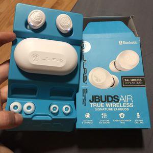 jbuds air true wireless earbuds for Sale in Leesburg, VA